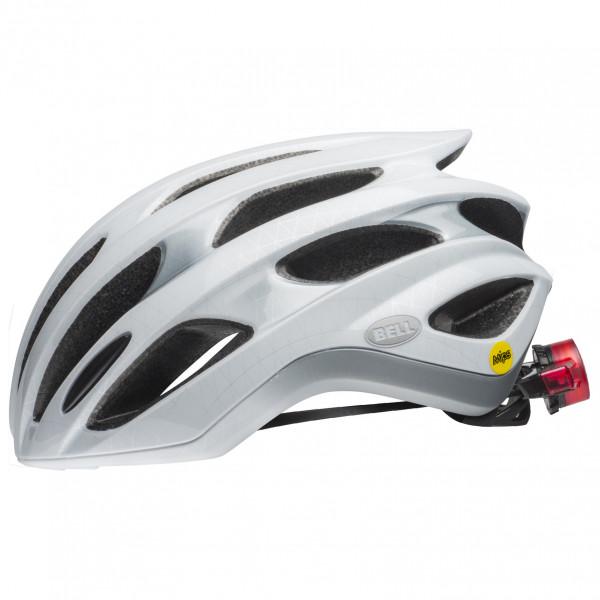 Bell - Formula LED MIPS - Casco de ciclismo size 52-56 cm - S;55-59 cm - M;58-62 cm - L, gris/negro