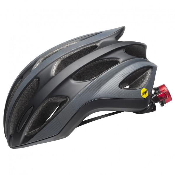 Bell - Formula LED MIPS Ghost - Casco de ciclismo size 52-56 cm - S;55-59 cm - M;58-62 cm - L, negro/gris