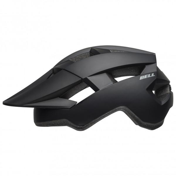 Bell - Kid`s Spark Junior - Casco de ciclismo size 50-57 cm, negro/gris