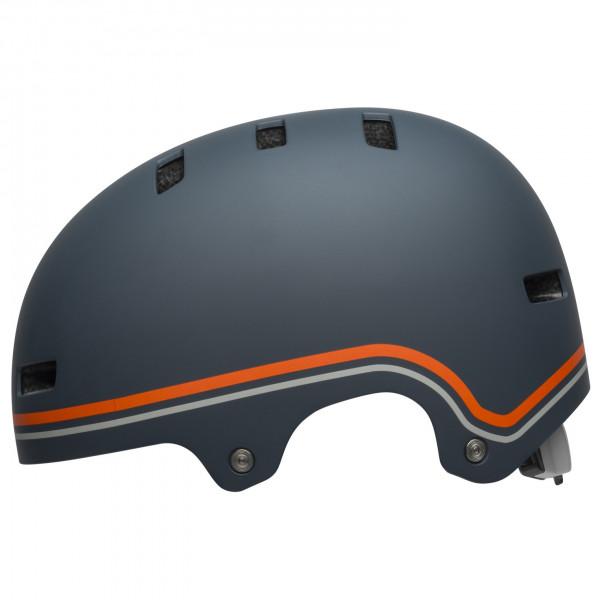 Bell - Local - Casco de ciclismo size 51-55 cm - S;59-61,5 cm - L, negro/gris