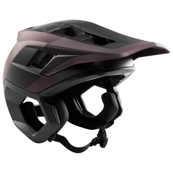 FOX Racing - Dropframe Helmet - Casco de ciclismo size M, negro/gris