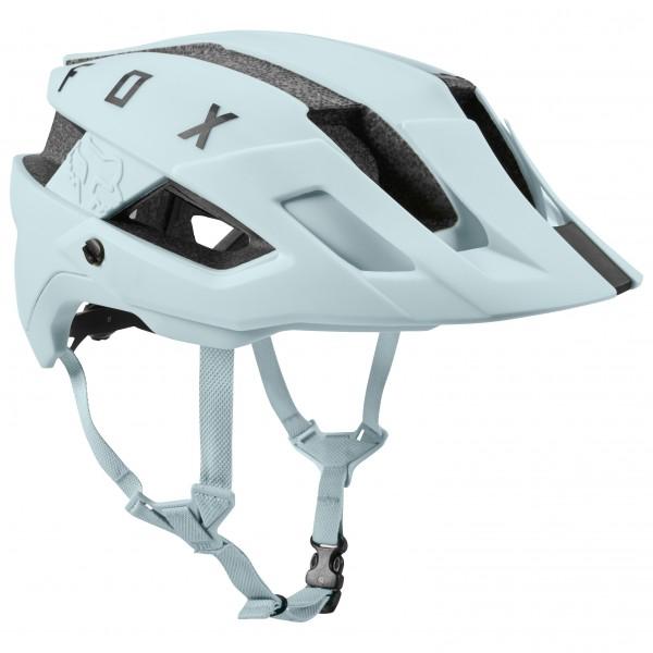 FOX Racing - Flux Helmet Solid - Casco de ciclismo size L/XL, gris