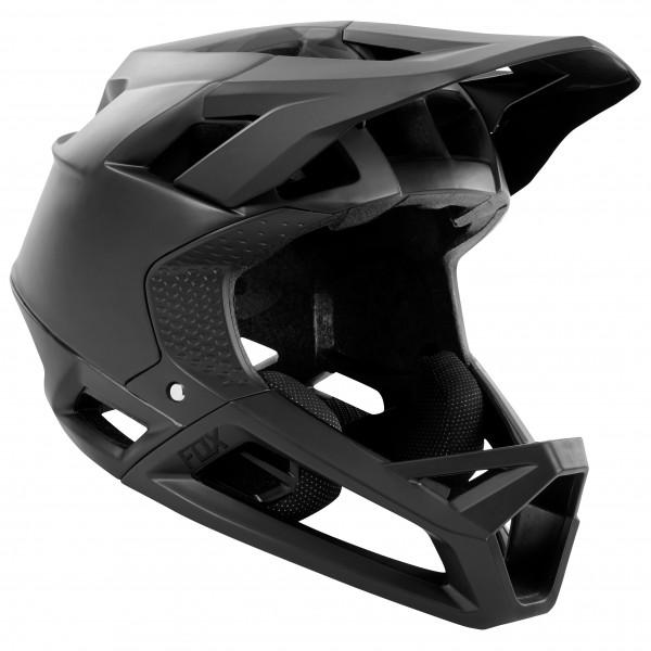 FOX Racing - Proframe Helmet Matte - Casco de ciclismo size XL, negro/gris