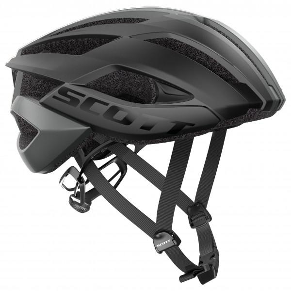 ComprarScott - Helmet Arx Plus - Casco de ciclismo size L, negro/gris