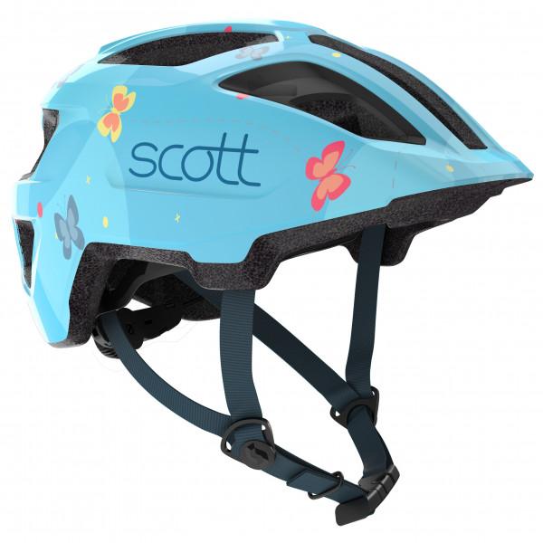 Scott - Helmet Spunto Kid - Casco de ciclismo size One Size, rojo/negro;rojo/negro/turquesa;azul/negro;turquesa/negro