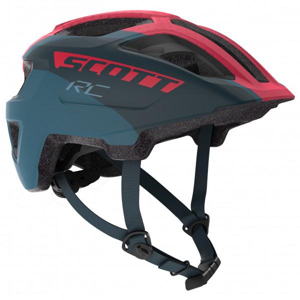 Scott - Kid`s Helmet Spunto Junior - Casco de ciclismo size One Size, azul/negro;negro;negro/rojo