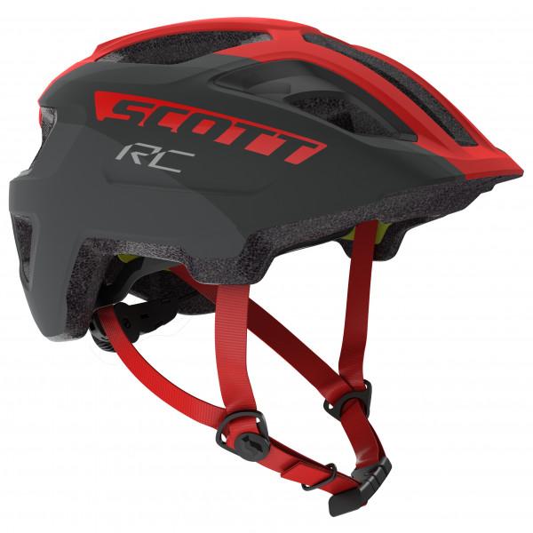 Scott - Kid`s Helmet Spunto Junior Plus - Casco de ciclismo size One Size, negro/rojo;negro
