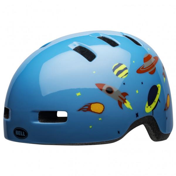 Bell - Lil Ripper - Casco de ciclismo size 45-52 cm - Toddler, azul/gris
