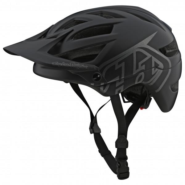 *Troy Lee Designs – A1 Helmet – Radhelm Gr XL/XXL schwarz*