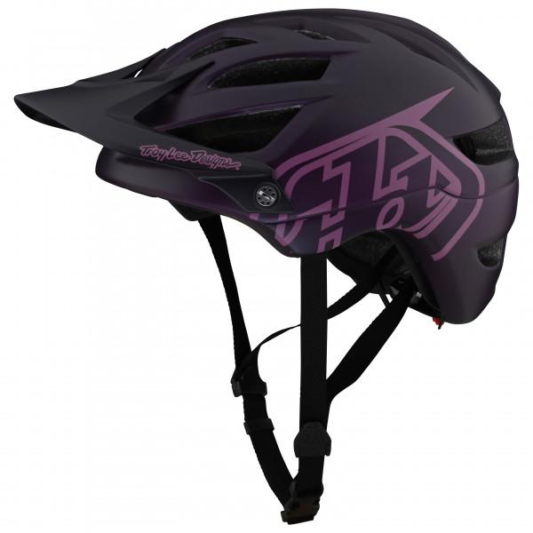 Troy Lee Designs - A1 Helmet - Bike Helmet Size Xs  Black