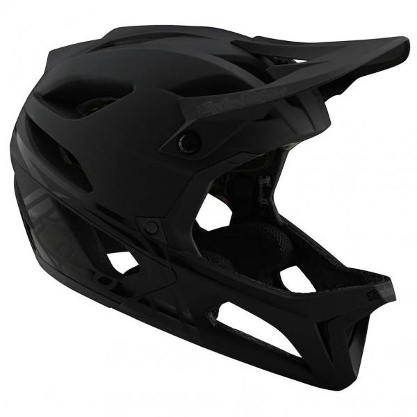 Troy Lee Designs - Stage Helmet MIPS - Casco de ciclismo size XL/XXL, negro