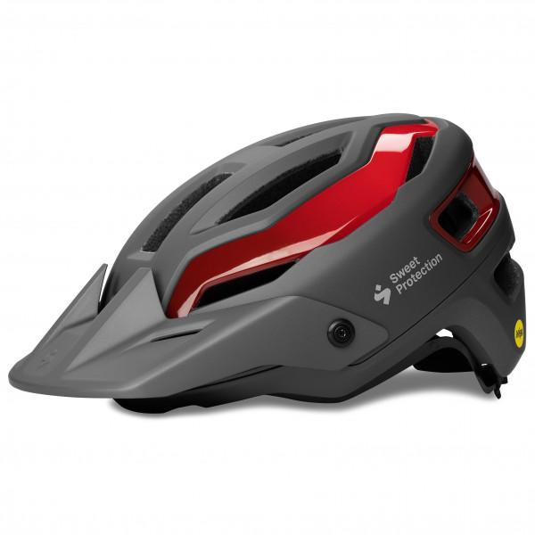 Sweet Protection - Trailblazer MIPS Helmet - Casco de ciclismo size S/M, negro/gris