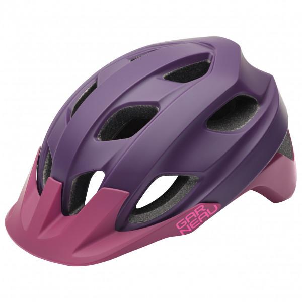 Garneau - Raid - Casco de ciclismo size L, morado/gris/fucsia