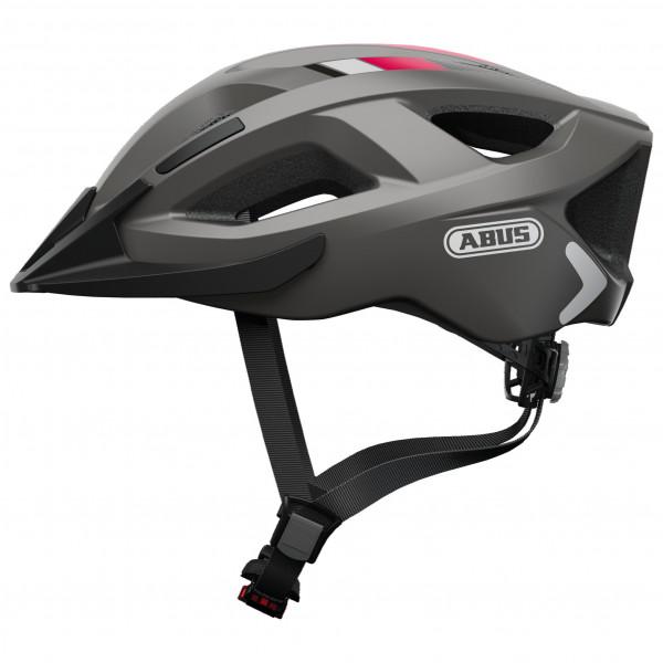 ABUS - Aduro 2.0 - Casco de ciclismo size S, negro/gris
