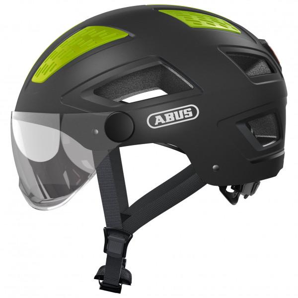 ABUS - Hyban 2.0 Ace - Casco de ciclismo size M, negro/gris