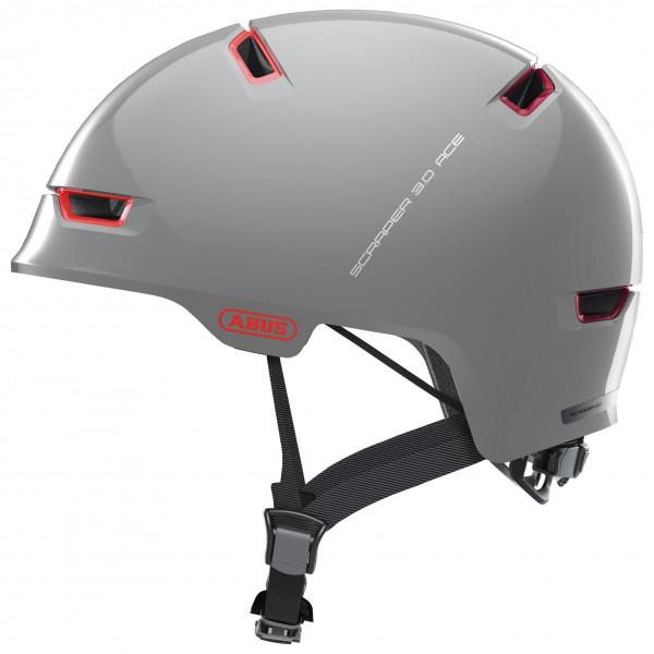 ABUS - Scraper 3.0 Ace - Casco de ciclismo size L;M, negro;gris
