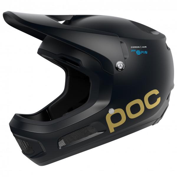 POC - Coron Air Spin Fabio Edition - Casco de ciclismo size XL-XXL, negro