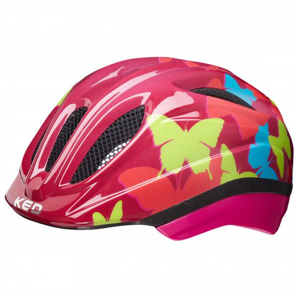 Ked - Kids Meggy Ii Trend - Bike Helmet Size S - 46-51 Cm  Pink/red