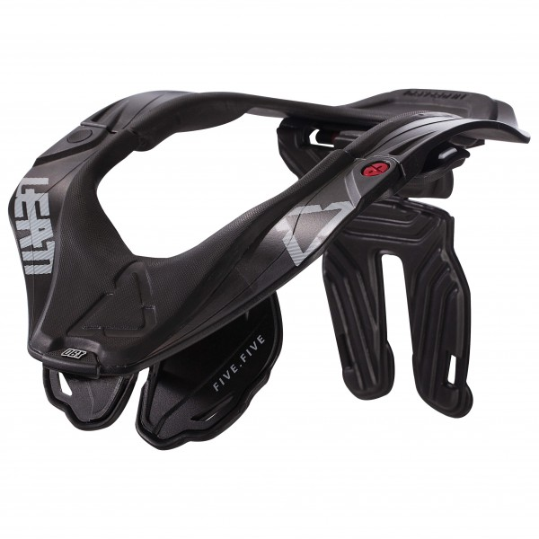 Leatt - Brace DBX 5.5 - Protector size L/XL, negro/gris