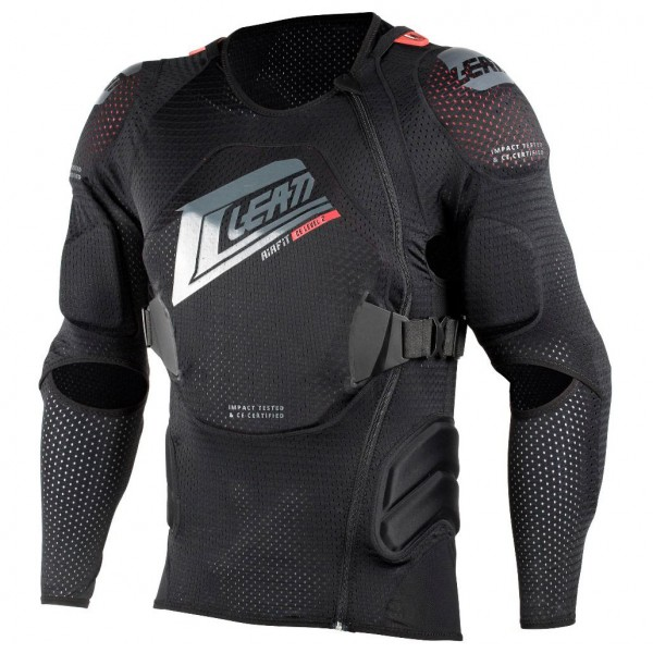 Leatt - Body Protector 3DF AirFit - Protector size L/XL, negro