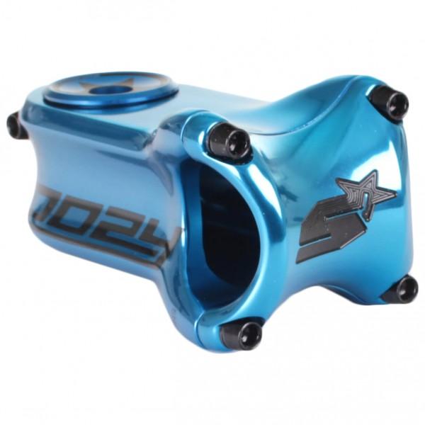 #Spank – Oozy All Mountain 3D Forged Stem 31.8mm – Vorbau Gr 75 mm blau#