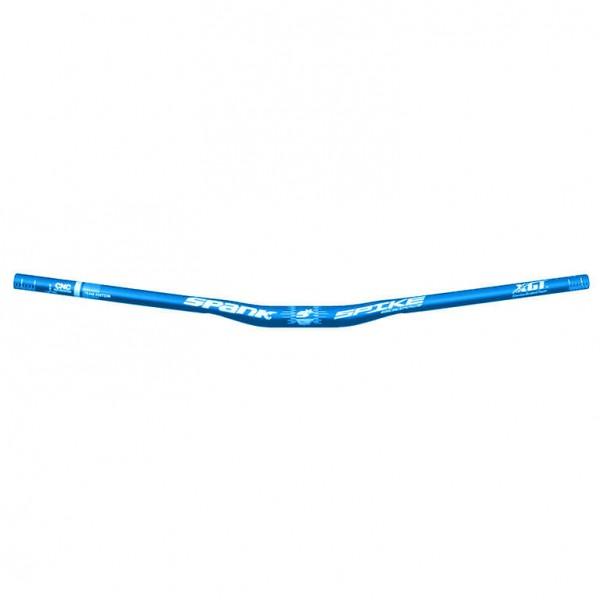 Spank - Spike 800 Race Bar Vibro Core XGT Lenker Gr 50 mm / 31,8 blau/weiß Sale Angebote