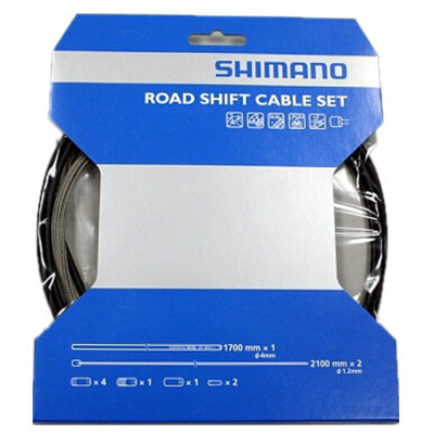 Shimano - Schaltzugset Race Gr 2 x 2100 mm