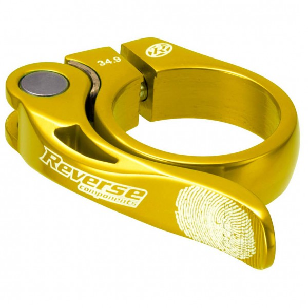 Reverse - Sattelschelle Long Life 34.9mm gold 00825