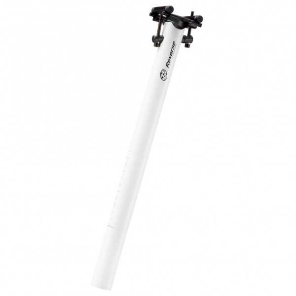 Reverse - Sattelstütze Comp Lite 30.9mm 400mm weiß