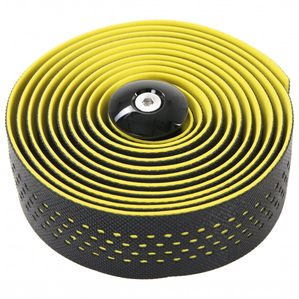 Contec - Lenkerband Goo D2 - Lenkerband gelb/schwarz 03199643