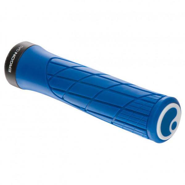 Ergon - GA2 - Fahrradgriffe Gr One Size blau 42411290