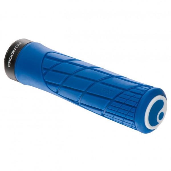 Ergon - GA2 Fat - Fahrradgriffe Gr One Size blau 42410289