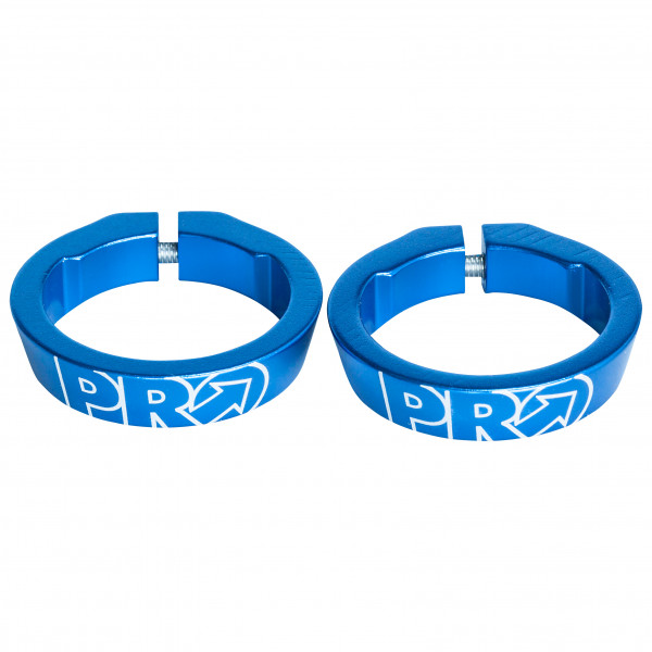 Pro - Lock Ring Set Blue