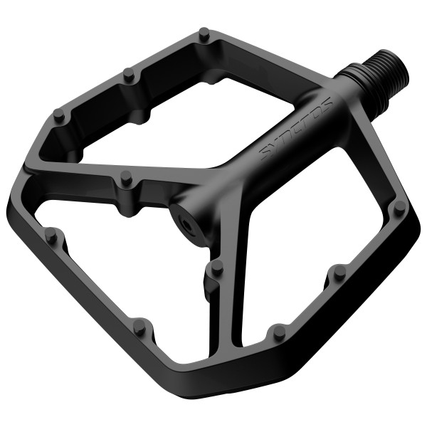 Syncros - Flat Pedals Squamish Ii - Platform Pedals Size Large  Black/grey