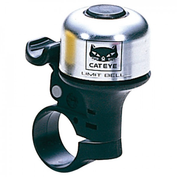 CatEye - PB-800 Limit Bell - Fahrradklingel silber