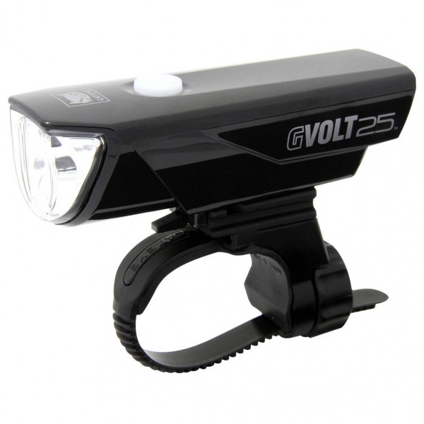 CatEye - Gvolt25 HL-EL660GRC - Fahrradlampe schwarz FA003521046
