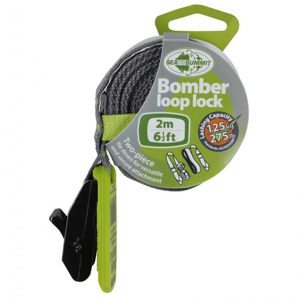 Sea to Summit - Bomber Loop Lock Spanngurt Gr 2 m grün/grau Sale Angebote