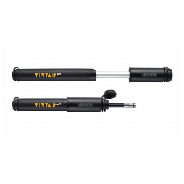 Vintair MTB Pumpe - Minipumpe Gr 210 mm schwarz