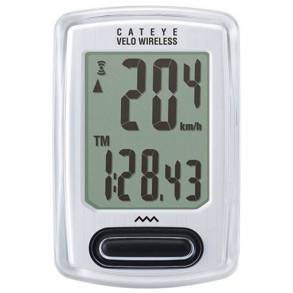 CatEye - Velo Wireless CC-VT230W - Fahrradcomputer weiß FA003524093