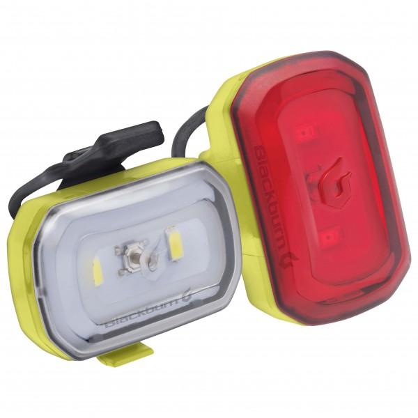 Blackburn - Light Set Click USB gelb