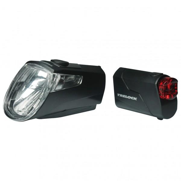 Trelock - Akku-LED-Leuchtenset LS 360/ LS 720 s...