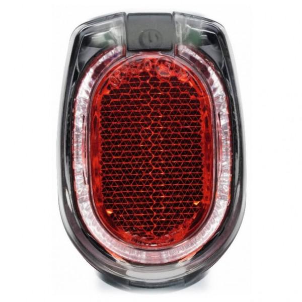 Busch & Müller Batterie-LED-Rücklicht Secula rood-zwart