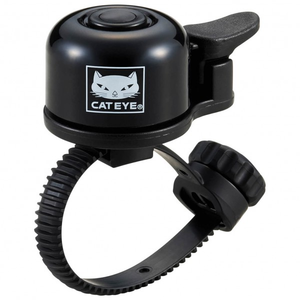 CatEye - OH-1400 Free Band Bell - Timbre para bicicleta negro