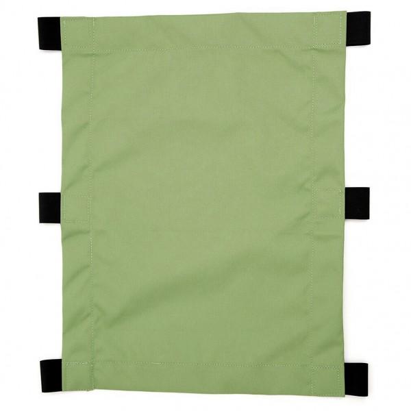 Croozer - Sonnenschutz grün