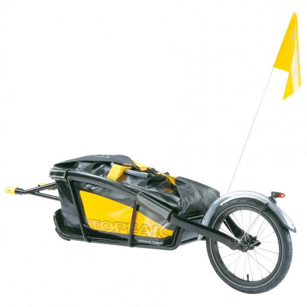 Topeak - Journey Trailer - Transportanhänger Gr 65,3 l - 6,45 kg grau/schwarz 15200030