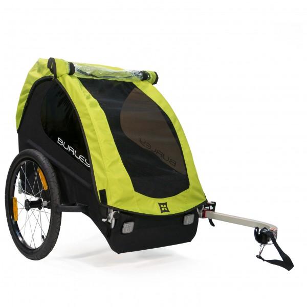 Burley - Kinderanhänger Minnow - Remolques para bicicleta size One Size, verde