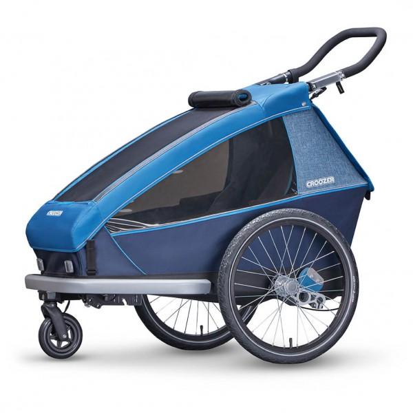ComprarCroozer - Kid Plus for 1 - Remolques para niños azul