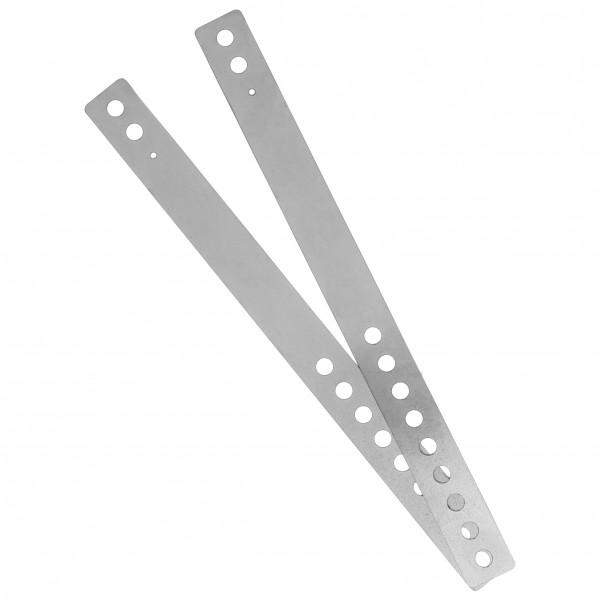 FollowMe - Lochband Für Metall-Unterrohrbef. Austausch-Set 2-Pack