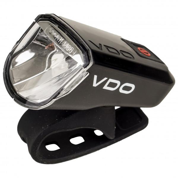 VDO - Eco Light M30 Set - Fahrradlampen-Set schwarz 4000