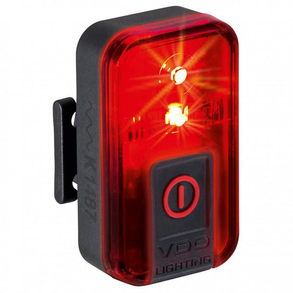 VDO - Eco Light Red Rücklicht - Rücklicht schwarz 40020